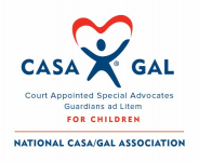 Logo of National CASA/GAL Association for Children